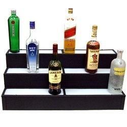 "3 Tier Lighted Liquor Bottle Display Shelf: 42"" Wide KegWorks, http://www.amazon.com/dp/B001CDQAM6/ref=cm_sw_r_pi_dp_dzGNpb17RCAXW"