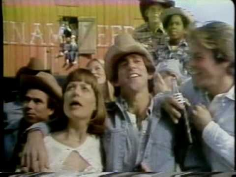 """epic Pepsi Cola 1980 TV commercial An epic Pepsi Cola commercial from 1980, inviting you to """"catch that Pepsi spirit!"""""""