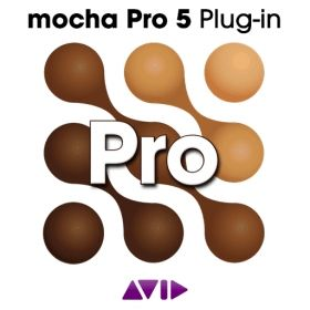 mocha Pro 5 PLUGIN pro Avid Media Composer, ESD download