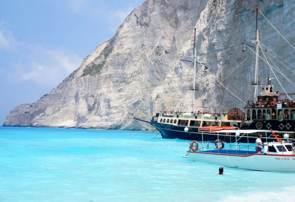 Blue Lagoon, or else the Shipwreck Beach