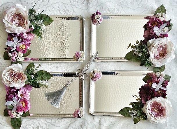 صواني تقديم Wedding Gift Boxes Wedding Gifts Packaging Wedding Gift Wrapping