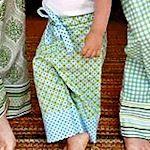 makkelijke pyjamabroek