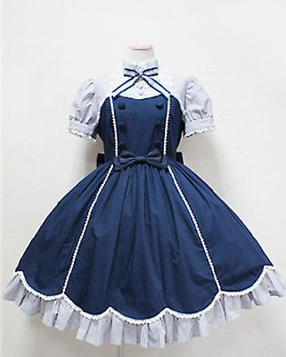 Classical Medieval Halloween Ladies Victorian New Lolita Costume Ball Full Dress