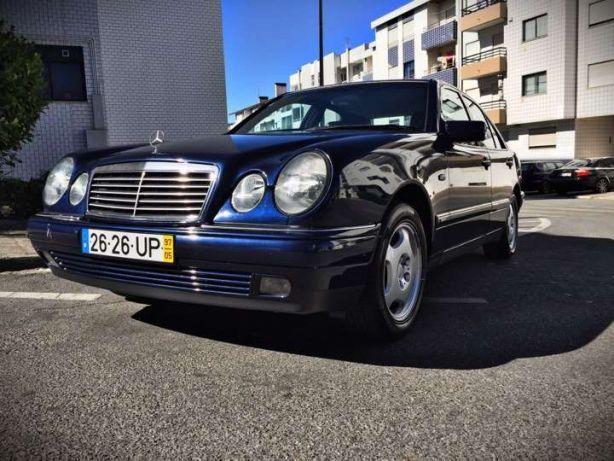 Mercedes-Benz E 220 Modelo 210; Ver: CBAA250 preços usados