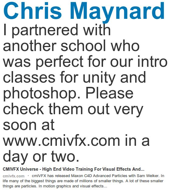 "This guy has invented a fake identity, ""Chris Maynard"", on Linkedin. Fake education at an American College. Fake name. He seems to really be a guy from a second-world South American country.  If you are running an online business from outside the US, could it ever be legitimate to invent a fake US citizen as a front for the company? If you start by lying to your customers, where can you go that is good from there?  Check his grammar ... hardly that of a college-educated native English…"