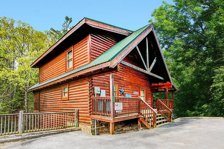 102 best pigeon forge tn cabin rentals images on for Creekside cabins in pigeon forge tn