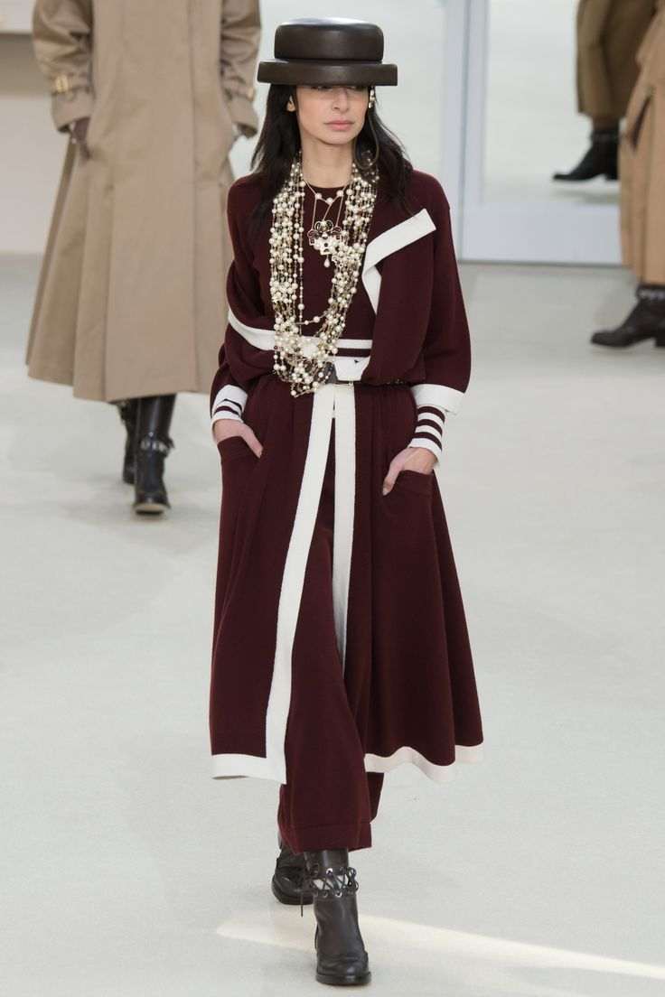 Défilé Chanel Automne-Hiver 2016-2017 63