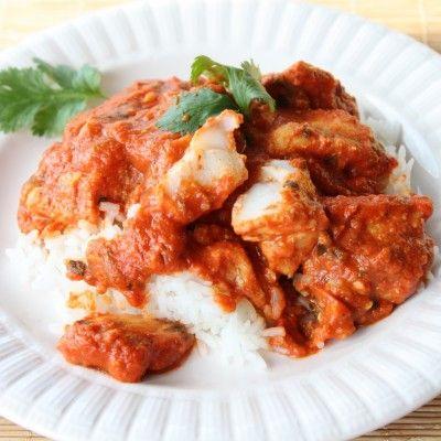 Fish Tikka Masala  ~ Indian Recipe