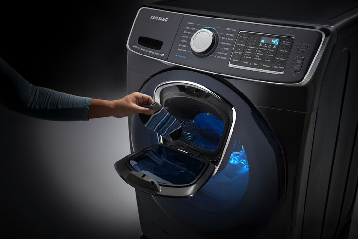 Unless spaghetti stains are the new trend, you're going to need to wash your clothes on a regular basis...  Join the Great #Laundry Debate & Learn More Now!      #appliances #home #family #washer #samsung #addwash #laundry