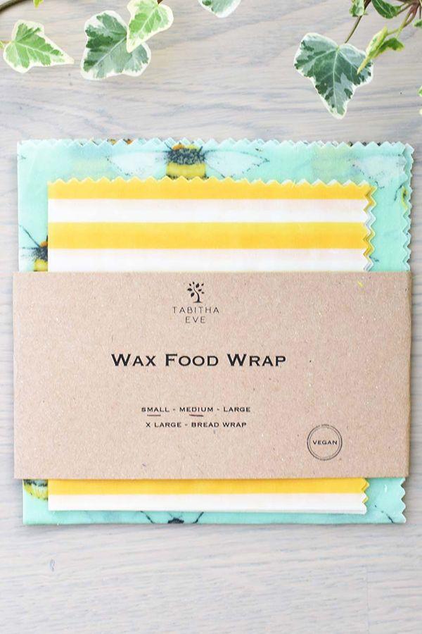 Vegan Wax Wraps 3 Pack Rowen Stillwater Wax Wraps