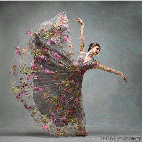 Tiler Peck (New York City Ballet) …