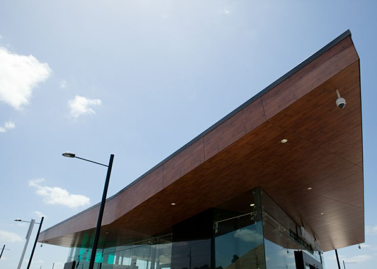 AMETI (Auckland Manukau Eastern Transport Initiative) official opening in Auckland, an Opus Architecture project