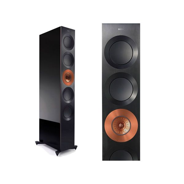 Shop Kef Reference 5 Bass Reflex Floorstanding Speaker Online In 2020 Kef Sound Stage Speaker