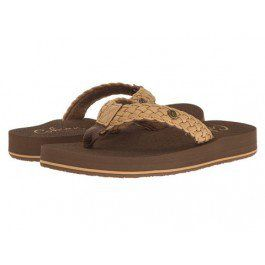 #NewProduct: Cobian Braided Bounce Sandals - Tan