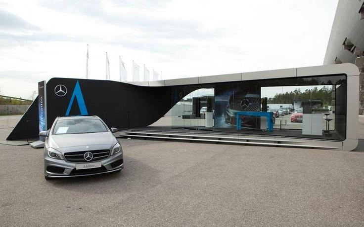 A-Klasse Pavillon