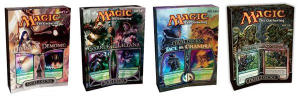 #mtg Duel Decks: Anthology MtG Magic the Gathering decks