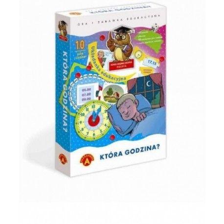 Która Godzina? Gra i Zabawka Edukacyjna od lat 5, w której dziecko poznaje zagadnienia związane z odmierzaniem czasu na tarczy zegarowej.   W skład zabawki wchodzą 3 rodzaje puzzli przedstawiające związek godzin i codziennych czynności, relacje godzin i pór dnia oraz określenia czasu: na tarczy zegara, zapisie liczbowym i zapisie słownym.  Sprawdźcie sami:)  http://www.niczchin.pl/zabawki-edukacyjne-dla-dzieci/2922-ktora-godzina-gra-i-zabawka-edukacyjna-dla-dzieci.html  #ktoragodzina
