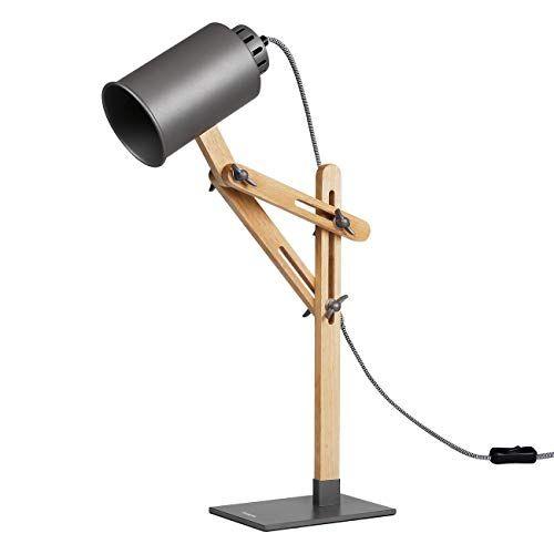 Tomons Wooden Multi Angle Swing Arm Designer Lamp Desk Ta Https Www Amazon Co Uk Dp B071ntdxvx Ref Cm Sw R Pi Dp U X Tcel Lamp Table Lamp Design Desk Lamp