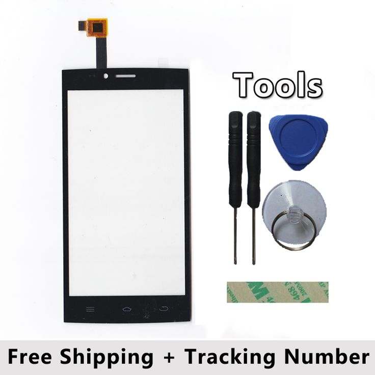 Touch Screen Digitizer Glas Panel Voor THL T6 T6S T6C T6 pro T6pro