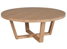 Verve Round Coffee Table $866 globewest
