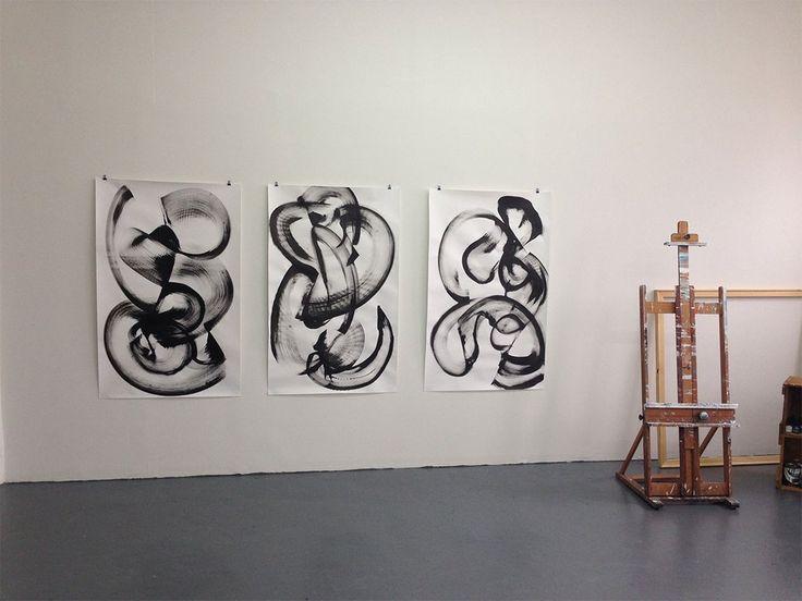 Thomas Hammer | Studio Visit – Tappan
