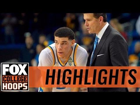 (4) UCLA Bruins defeat Stanford with big game from Lonzo Ball | 2017 COLLEGE BASKETBALL HIGHLIGHTS