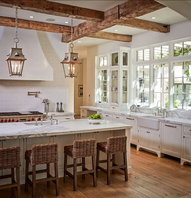 17 best ideas about built in ovens on pinterest double - Country kitchen wall colors ...