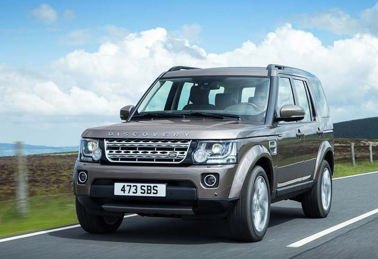 New Land Rover Discovery ♥ App for your Land Rover http://Carwarninglight.com