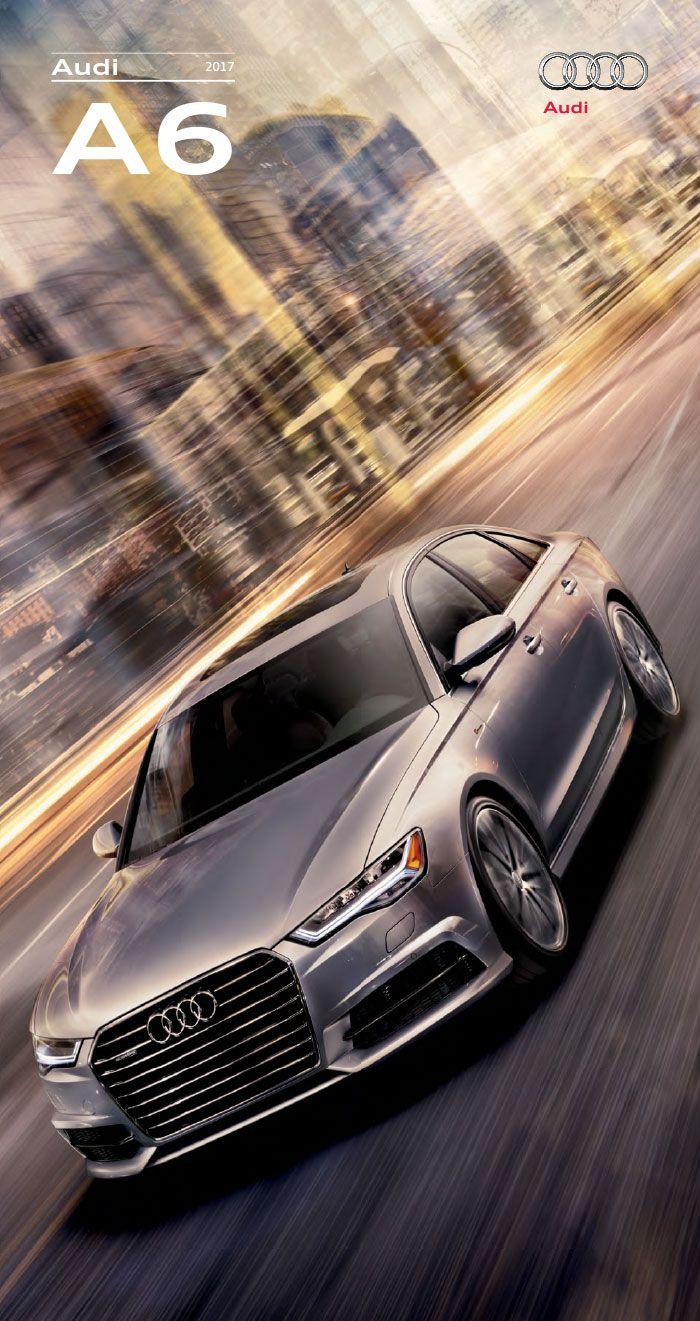 2017 Audi A6 Brochure