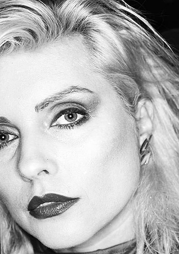 Debbie Harry 1987.