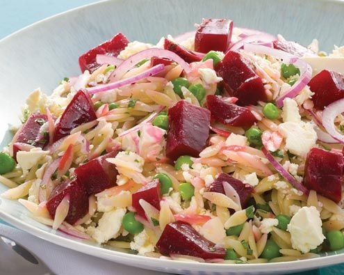 Kiwi Summer Salad recipe - easy and colourful.... may be add some wild rice and will look like a restaurant dish?