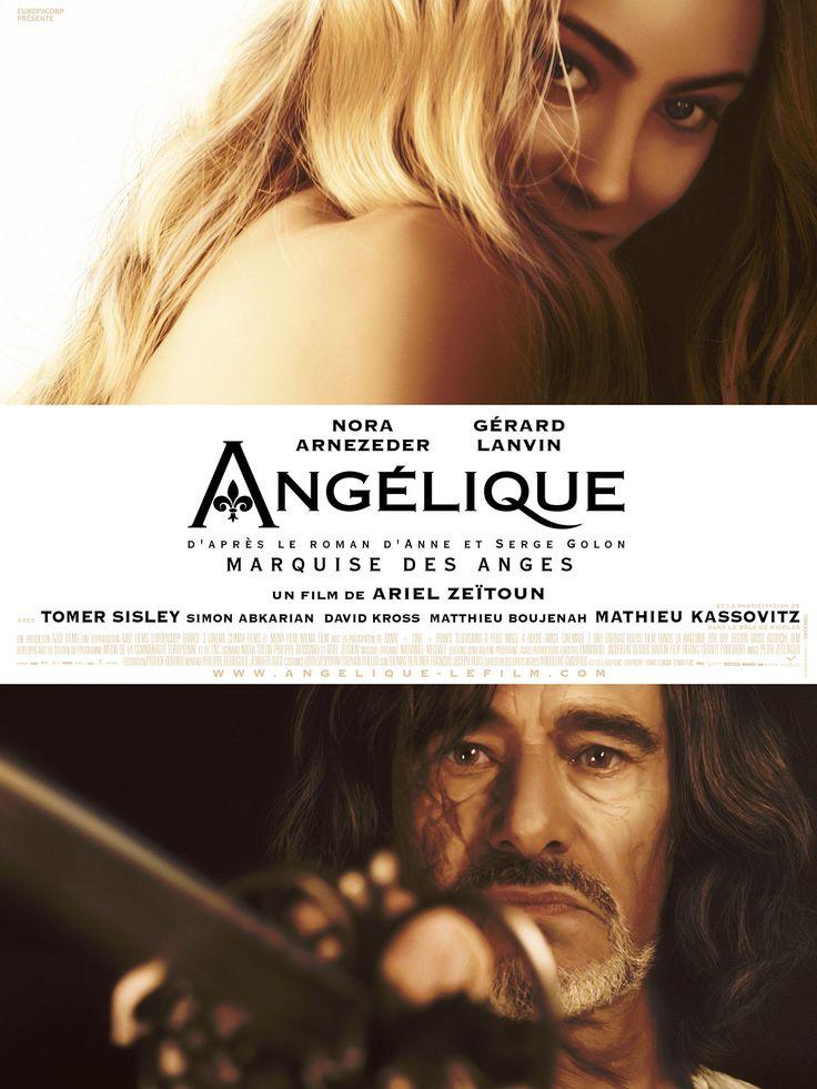 Le destin incroyable d'Angélique : une jeune fille aussi belle qu'insoumise, qui trouvera dans son amour pour Joffrey de Peyrac la force de combattre l'injustice et la tyrannie dans un siècle en proie aux luttes de pouvoir, aux inégalités et à l'oppression…