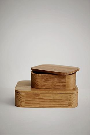 Beautiful wooden boxes from Country Road