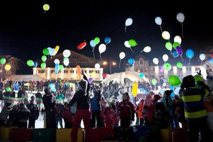 Kinderfest in Obertauern - organisiert von der CSA Skischule Grillitsch & Partner