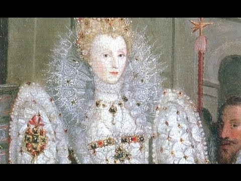 Elizabeth: Heart Of A King, BBC History Documentary, presented by historian, David Starkey-Do watch this wonderful documentary! Note: Sir Francis Walsingham, E's Ambassador in Paris, was witness to The Saint Bartholomew Days Massacre August 24, 1574. He barely escaped, and returned to England determined to safeguard Protestantism, and the life of Elizabeth I.