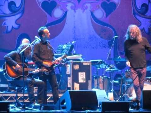 ▶ Robert Plant 'Going To California' Newcastle 2013 - YouTube