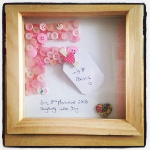 Personalised Keepsake Christening / Birth Gift Boy/Girl