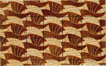 Tesselations and M. C. Escher