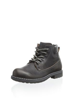 66% OFF Romagnoli Kid's Casual Boot (Dark Grey)