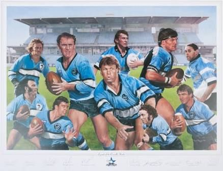 cronulla sharks memorabilia - Google Search