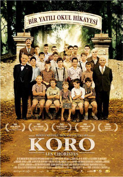 Arkadaşım Meliha'nın tavsiye ettiği filmdi; Koro. Eğitim ile alakalı olanbufilmi beğenerek izledim :) Özet ile; Klasik eğitim anlayışı ile yönetilen ve bu şekilde bir eğitim öğretimin yapı…