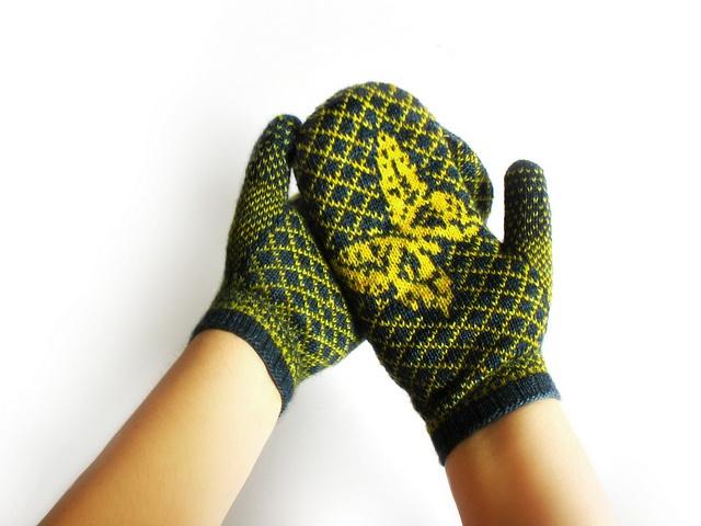 5009 best mittens 1 images on Pinterest | Gloves, Fingerless ...