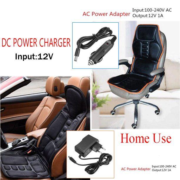 Nk Massage Seat Cushion 8 Mode 3 Intensity Car Home Seat Cushion Lumbar Massage Cushion Office Back Heat Mat Heated Seat Cushion Massager Walmart Com In 2020 Car Seat Cushion Cushions