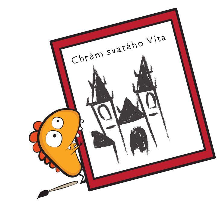 Audino kresli Katedralu sv.Vita