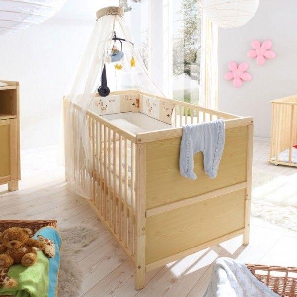Fabulous babybett babyzimmer deko