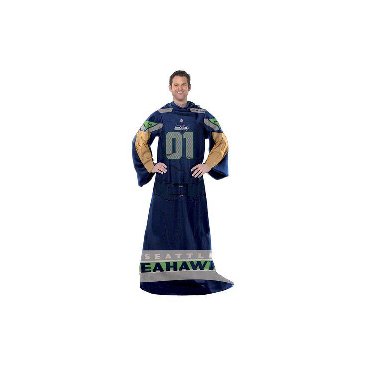 Northwest Seattle Seahawks Uniform Comfy Throw
