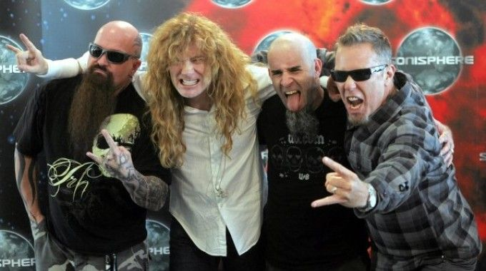 Galleries | Megadeth.com