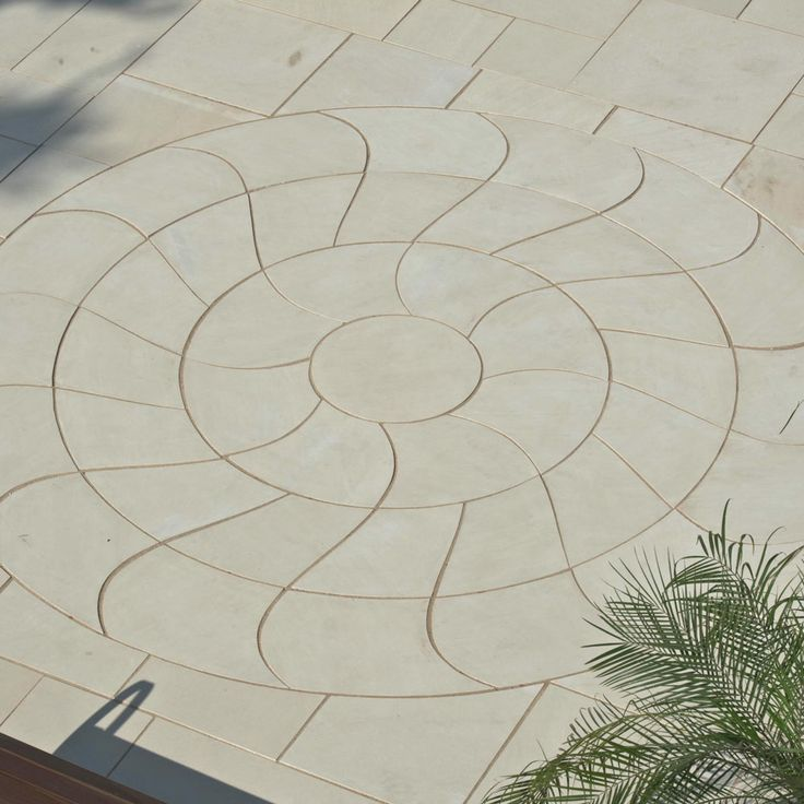 Costco UK - Elegance Patio, Circle & Squaring-Off Kit - Rimini