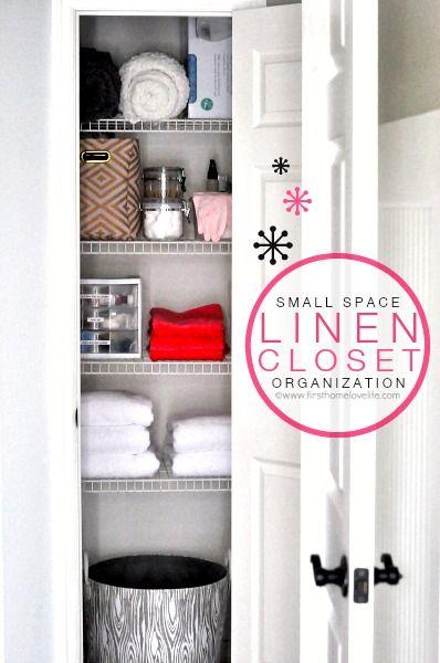 Best 25 Small Linen Closets Ideas On Pinterest A Small
