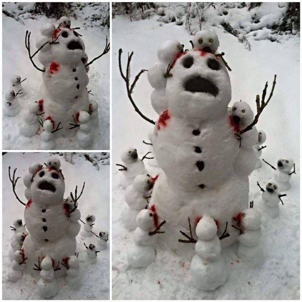 Attack of the deranged mutant killer monster snow goons - Imgur